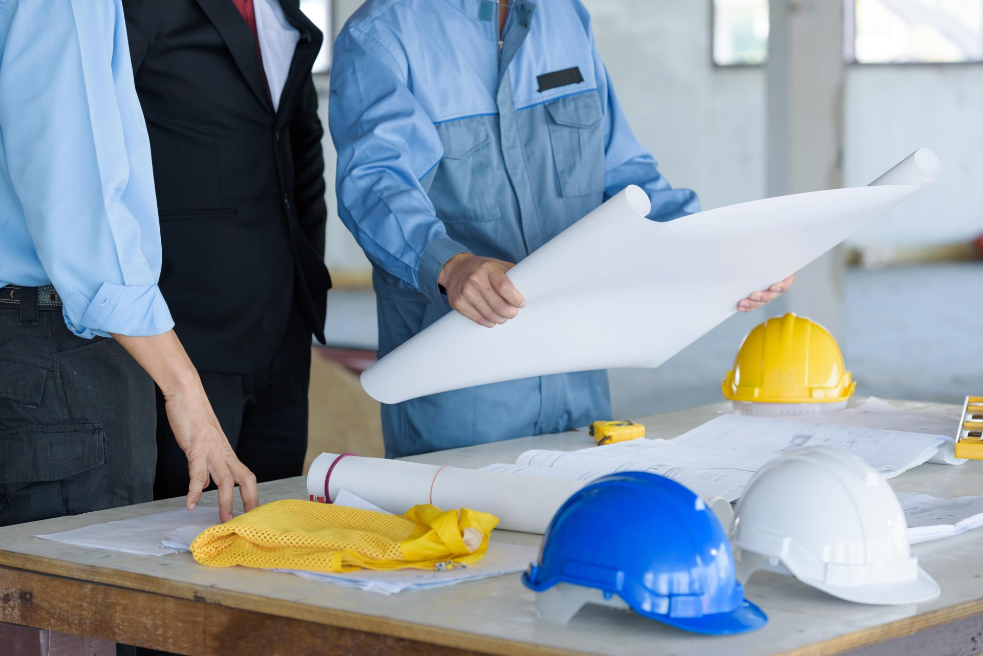 Project Management Construction Supervision